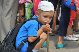 Как оформить ребенка беженца в школу РФ? ? дети беженцев в школу