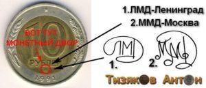 Какие услуги предоставляет Московский монетный двор?