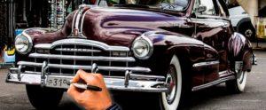 Можно ли подкрасить госномер автомобиля самому маркером и чем это грозит?