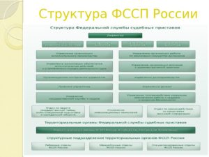 Сайт службы судебных приставов: специфика работы