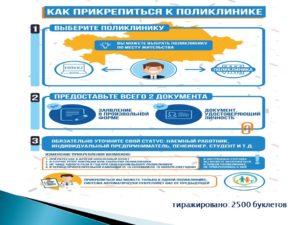 """Как осуществить прикрепление к поликлинике? ? <прикрепление к поликлинике>"""" width=""""300″ height=""""225″ class=""""alignleft size-medium"""" /></p><p>В наше время сложно не обращаться за медпомощью, особенно если она бесплатная, как в России.</p><div style="""