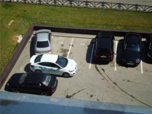 Штраф за парковку. Виды неправильной парковки.