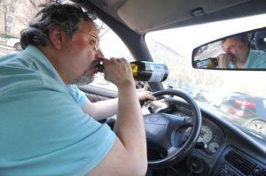 Пьяный за рулем — теперь за решетку?