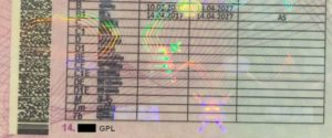 Отметки AT, APS, MC, GCL, HA/CF в правах — что означают и какой за них штраф?