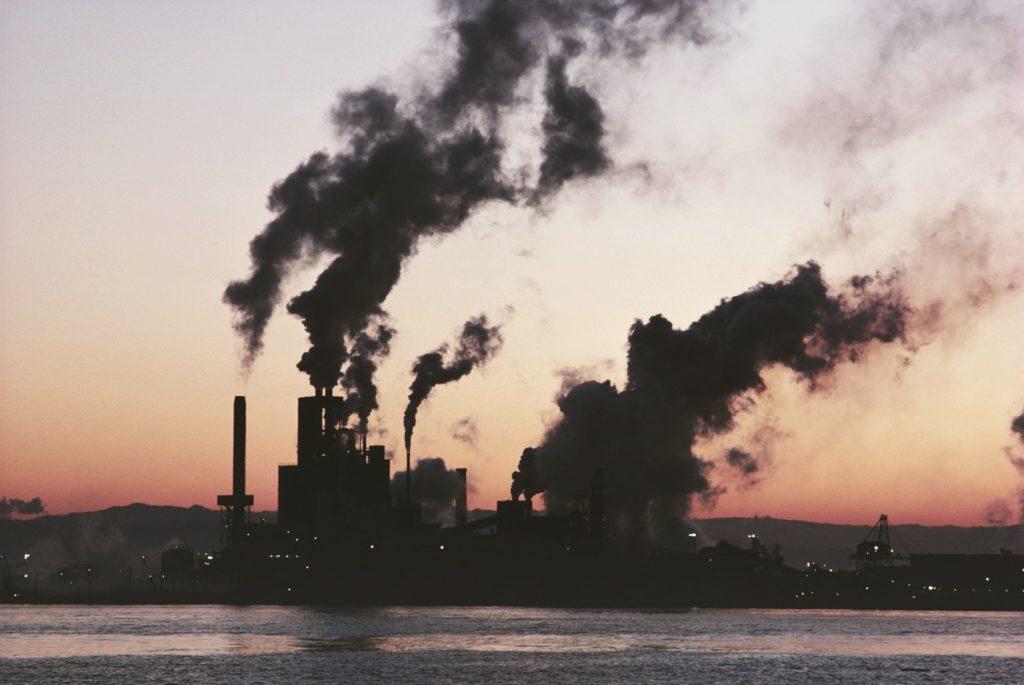 Загрязнение отходами производства