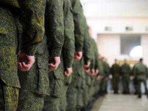 за уклонение от воинской службы